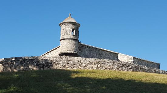 Museo Arqueologico de Campeche Fuerte de San Miguel
