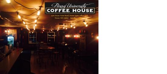 Penny University Coffeehouse