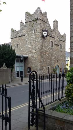 Dalkey - castelo
