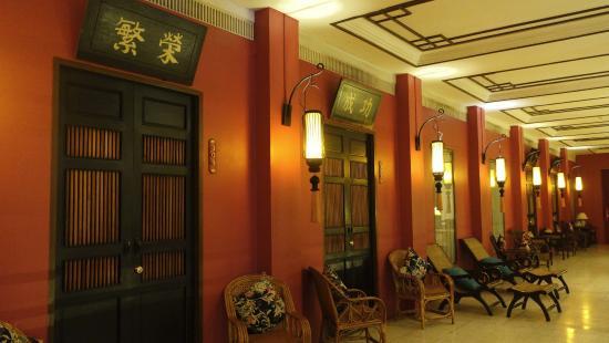 Shanghai Mansion Bangkok: Corridor