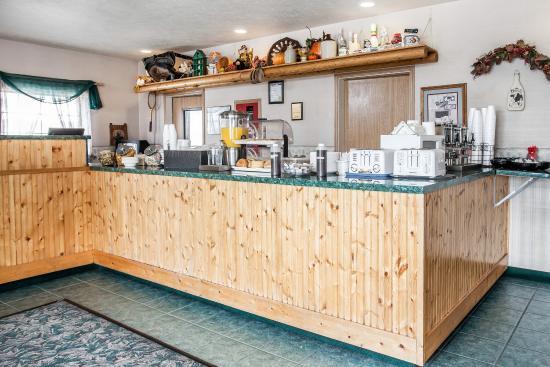 Rodeway Inn & Suites Spokane: WABKFAST