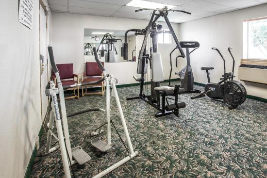 Rodeway Inn & Suites Spokane: WAFITNESS