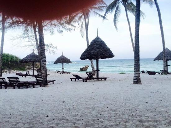Turtle Bay Beach Club: My beach outside my room!