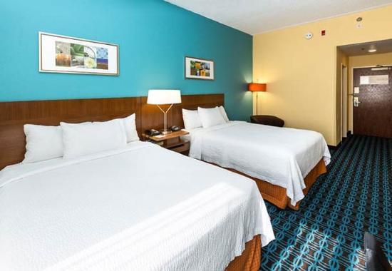Fairfield Inn & Suites Des Moines West: Queen/Queen Guest Room