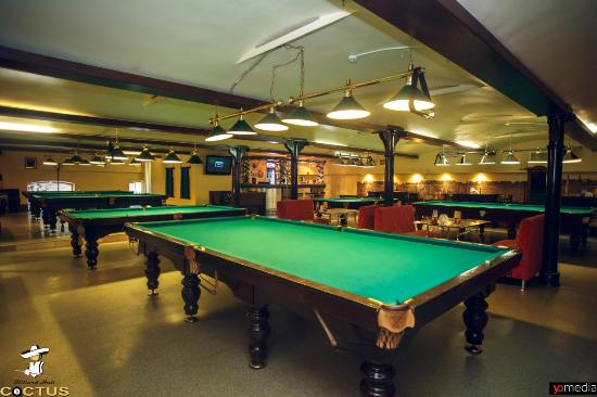 Billiard Club Kaktus