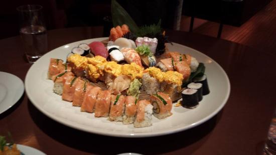 Selezione sushi - Picture of Nobu Milano, Milan - TripAdvisor