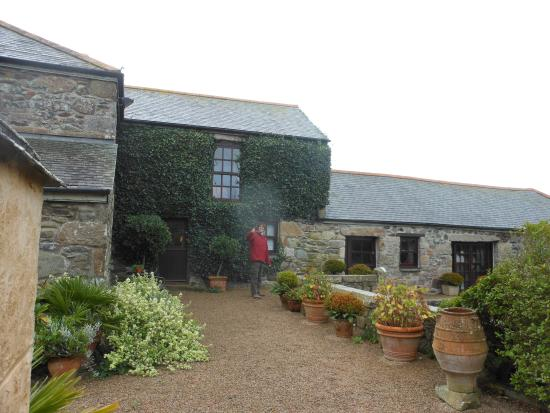 Perranuthnoe, UK: Ednovean Farm