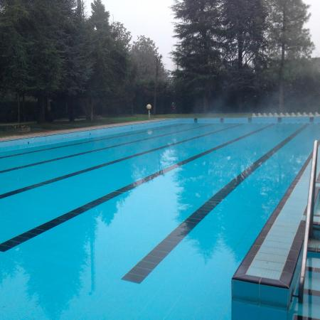 Hotel Terme Metropole: piscina per nuotare