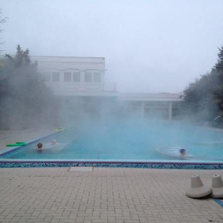 Hotel Terme Metropole: piscina con idrogetti