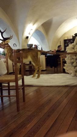 Landivisiau, Франция: Le père Noël n' était pas loin...