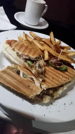 Dundas, Kanada: Philly Cheese Steak