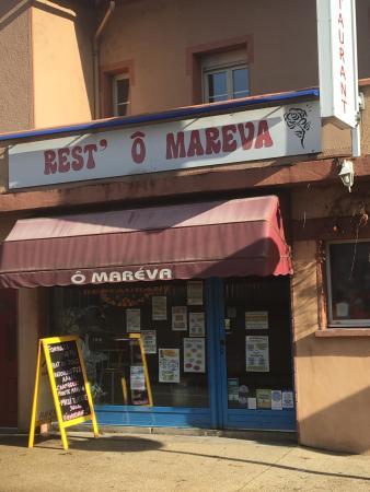 Marvejols, Francia: Façade