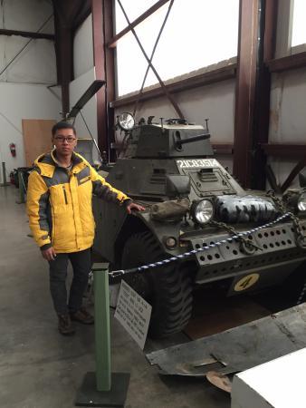 Williams, AZ: Armoured Car