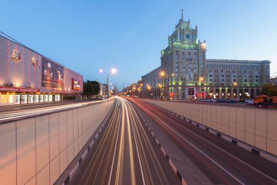 Гостиница Пекин: Facade