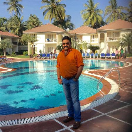 Radhika Beach Resort My Room Just Behind Me