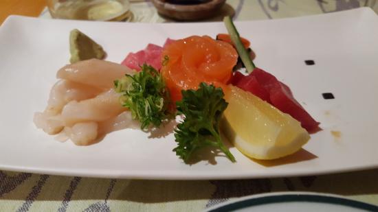 Shunka: Sashimi variado