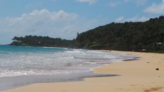 Casa Canada: Best beach on Island (walkable from Casa De Canada)