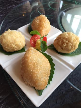 The Garden Hotel Guangzhou: cantonese breakfast