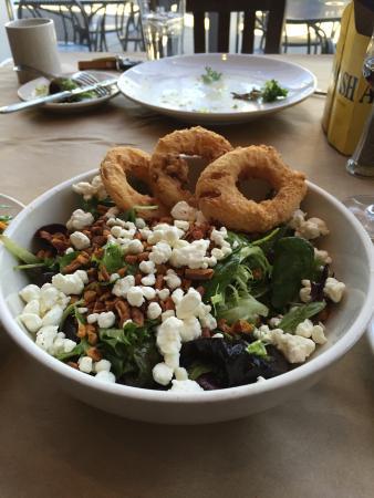 Nose Dive: Southern Salad