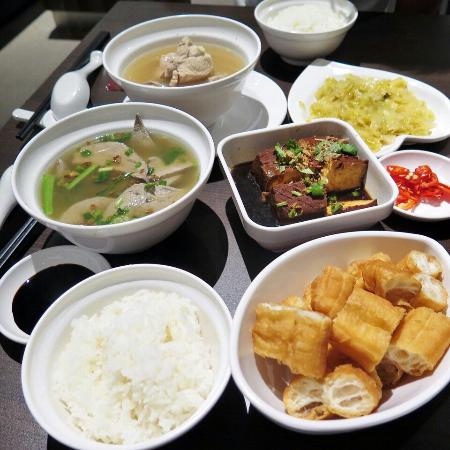 Tuan Yuan Pork Ribs Soup