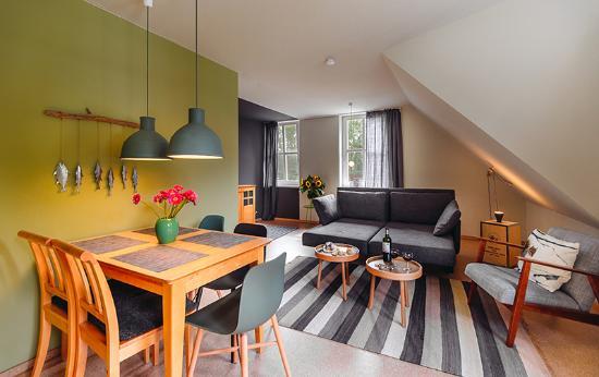 Wieck, Alemania: Beispiel einer Wohnung