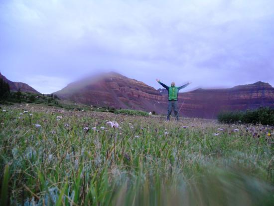 High Uintas Wilderness Area: Kings Peak
