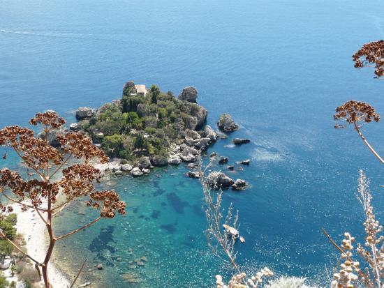 Deliziosa foto di isola bella taormina tripadvisor for Alexander isola