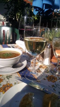 L'Hirondelle Restaurant: Lovely lunch spot
