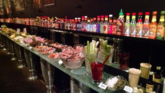 bloody mary bar Picture of Hells Kitchen Minneapolis TripAdvisor