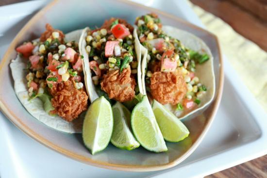 Hamilton, NY: Fish Tacos