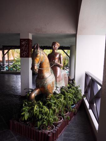 Sabah Hotel: Views of hotel