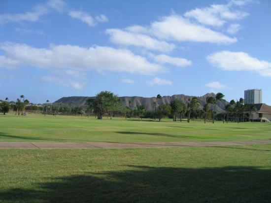 Ala Wai Municipal Golf Course: Ala Wai Golf Course