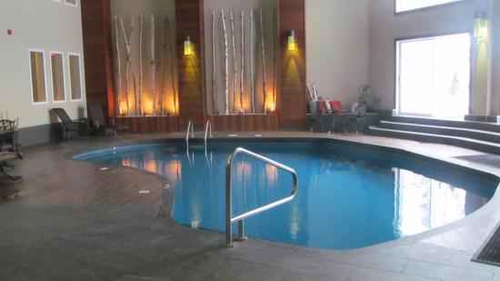 Saint-Ferdinand, Καναδάς: piscine intérieure