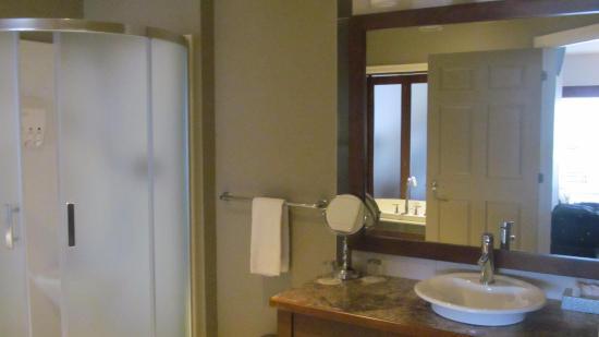 Saint-Ferdinand, Καναδάς: salle de bain