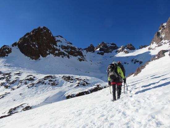 Tres Cantos, Ισπανία: Ascensiones por el mundo: Atlas, Alpes, Andes,...