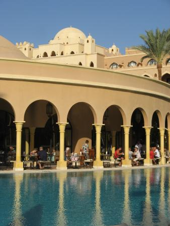 "The Makadi Palace Hotel: vue s/ resto ""dome"""