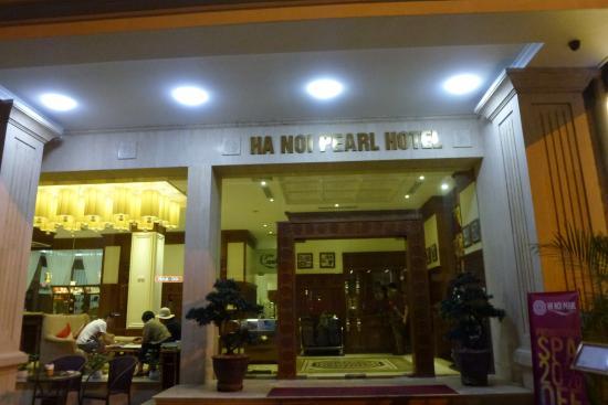 entrance picture of hanoi imperial hotel hanoi tripadvisor rh tripadvisor com