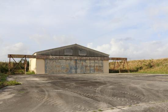 new arrival 5bc8f 77985 HM69 Nike Missile Base  Barn where missiles were stored