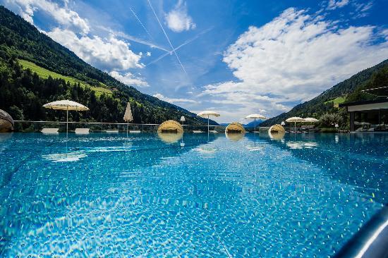 San Martino in Passiria, İtalya: Pool