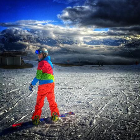 Ellmau Ski Resort and Village Foto