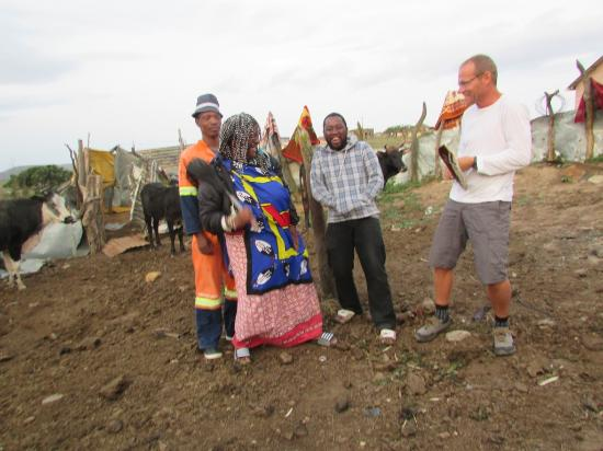 Visit to the Sangoma (diviner) - Picture of Beyond Zulu Experience