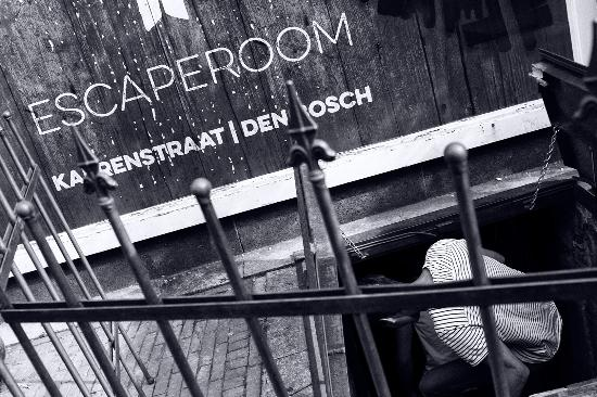 Escape Room Den Bosch