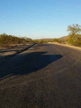 Buckeye, AZ : Joe Foss Shooting Range Pictures