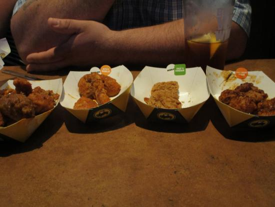 University Park, FL: boneless wings