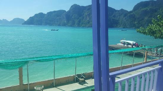 Phi Phi Don Chukit Resort: 20160110_114300_large.jpg