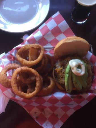 Potsdam, estado de Nueva York: California Burger