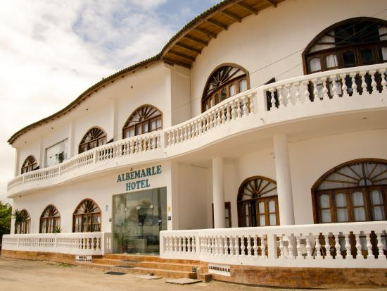 Hotel Albemarle: Albemarle Hotel - Front View
