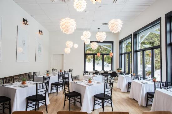 Rothesay, แคนาดา: Our dining room - The Robertson