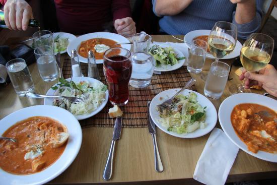 "Trosa, Σουηδία: ""Repas"""