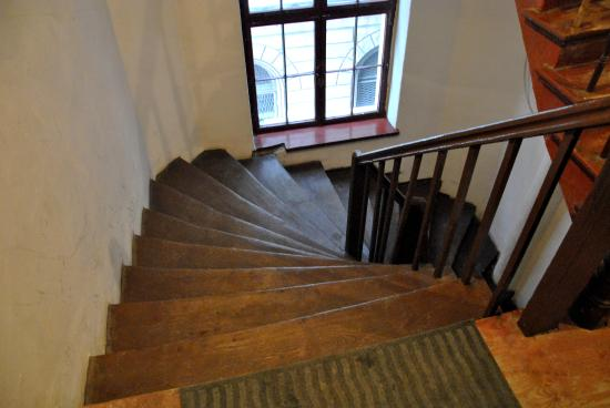 St.Dorothy's Hostel Apartments: холл